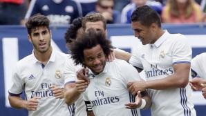 Реал Мадрид надви Челси, Марсело отново над всички (видео)