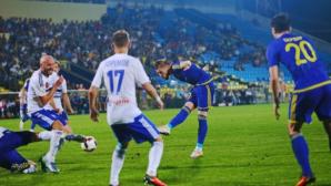 Защитник вкара първия гол за сезона в Русия (видео)
