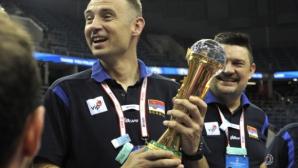Никола Гърбич: Титлата в Краков бе първата стъпка към Токио 2020