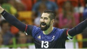 Олимпийският и световен шампион Франция постигна втора победа