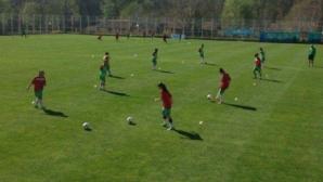 Националният отбор за девойки играе евромачове в Албена