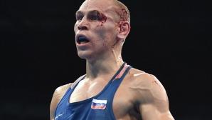 Скандалният боксьор Никитин се отказа заради раните