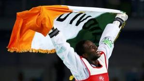 Шеик Салах Сисе донесе първо олимпийско злато в историята на Кот Д'Ивоар