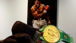 Шампионски пояс на Мохамед Али на търг