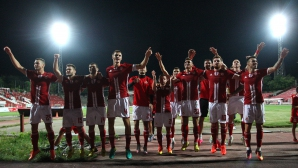 Нов в ЦСКА-София впечатлява в защита, мечтае да играе голям футбол