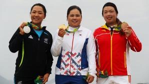 Парк спечели очаквано титлата в турнира по голф