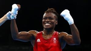 Адамс защити олимпийската си титла по бокс