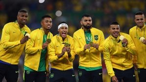 Най-после! Неймар сбъдна бразилската мечта (видео)
