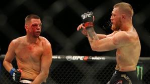 Нейт Диаз: Няма да се бия преди трети мач с Конър
