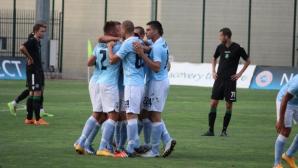 Созопол с първа победа във Втора лига