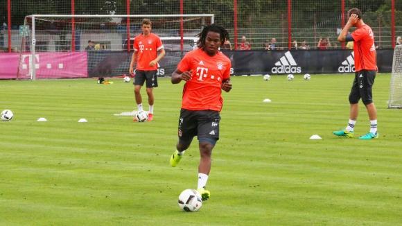 Ренато Санчес започна тренировки с Байерн