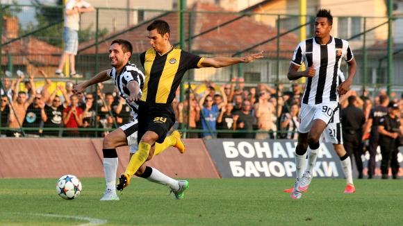 Бивш защитник на Ботев (Пд) с феноменален гол в Кипър (видео)