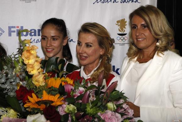 Неви Владинова: Следващата ми мечта е медал от Токио (ВИДЕО)