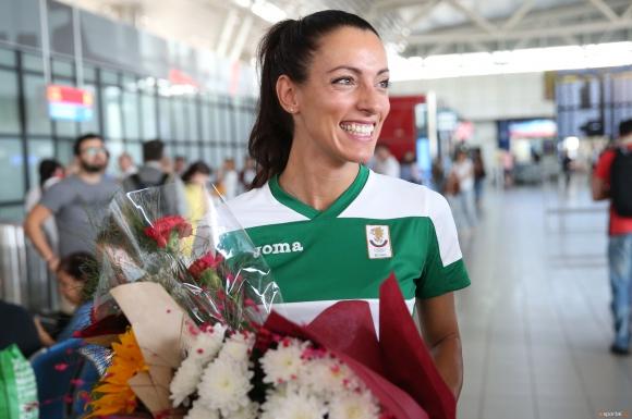 Лалова: Много съм щастлива, че след 12 години отново бях на финал (видео)