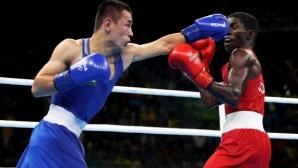 Узбек спечели приза за най-техничен боксьор на Игрите в Рио