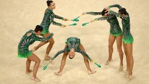 Един прекрасен ден за българските гимнастички в Рио (ВИДЕО + СНИМКИ)