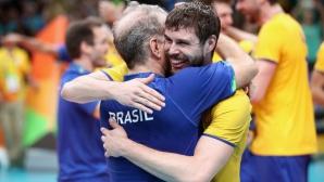 Бразилия продължава без Бернардо Резенде?