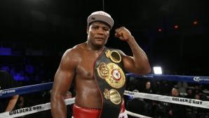 Боксьор се откупи с 1 млн. долара от Оскар де ла Оя