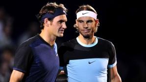Федерер и Надал правят взривоопасен дует