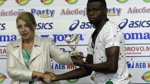 Бабатунде Aдениджи: Искам да стана шампион с Левски (ВИДЕО)