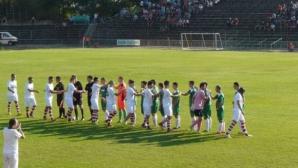 Хебър продължава напред за Купата на България