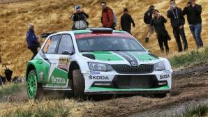 Лапи проговори за евентуално състезателно място с Toyota във WRC