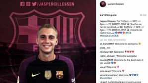 Официално: Силесен ще играе в Барселона