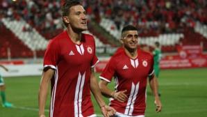 Добра новина за ЦСКА-София: Преслав Йорданов няма да се оперира