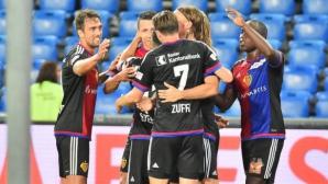 Щастливият за Лудогорец отбор на Базел отново ги чака в групите