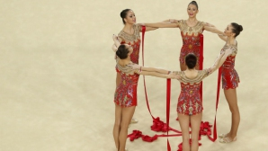 """Златните момичета"": За 8 години - 81 медала (видео)"