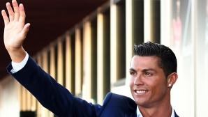 Кристиано: Искам да играя в Реал Мадрид до 41 години