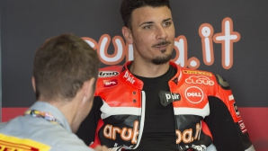 Супербайк се завръща след дълга пауза, Давиде Джулиано очаква подиуми