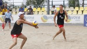 Колев и Мечкаров със загуба и служебна победа на Евро 2016