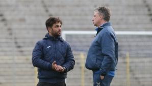 Националният отбор си взе кондиционен треньор от Левски