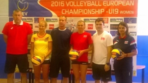 Димо Тонев: Излизаме за победа във всеки мач на Европейското