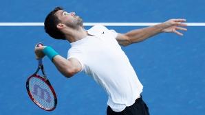 Григор срещу испанец на старта на US Open