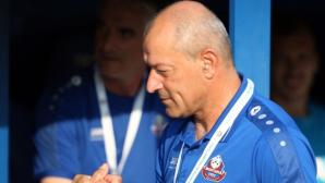 Кузмановски: Нямаме характер, някои играчи са за втора дивизия