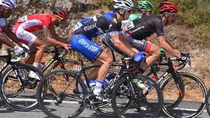 Белгиец спечели 7-ия етап от колоездачната Обиколка на Испания с финален спринт