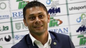 Александър Димитров: Мачът не ми хареса