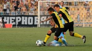 Ботев чака нов треньор и 3 точки срещу Нефтохимик