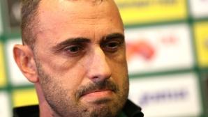 Домусчиев: Подмладяването в националния отбор е щуротия