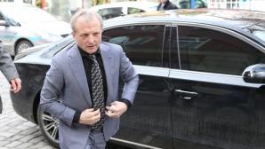 Курьор приел офертата на ЦСКА-София
