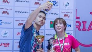 Тайванец и японка с победи в Панагюрище