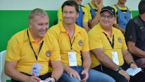 Николай Киров доволен от играта на Ботев, пожела успех на новото треньорско ръководство