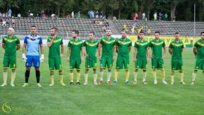 Добруджа спечели със 7:1 историческото първо дерби на Добрич (видео)