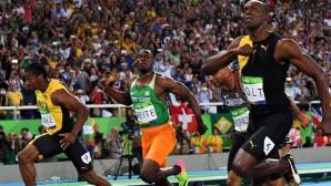Мейте спечели спринта на 100 метра в Париж
