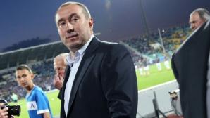 Среща между Наско Сираков и Станимир Стоилов в София, присъства и бивш шеф в Левски