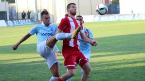 Созопол изпусна победата срещу Царско село