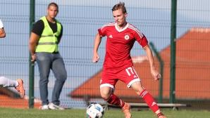 ЦСКА-София 2 измъкна победата срещу Банско