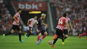Атлетик Билбао - Барселона - 0:1 (гледайте на живо)